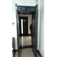 嵩县人民检察院信访使用我公司KEE-300安检门